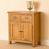 Lanner Mini Sideboard - Rustic Oak