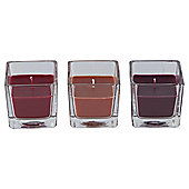 Tesco Passion Fruit & Melon Set Of 3 Filled Candles
