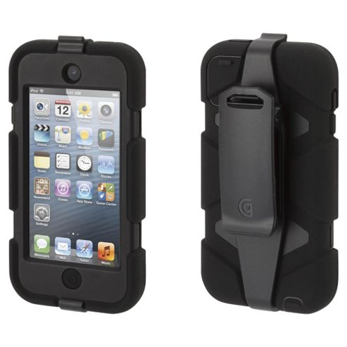 Griffin iPod Touch Survivor Black