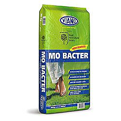 Viano MO Bacter Organic Lawn Fertiliser and Moss Killer 20kg