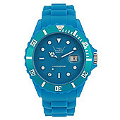 LTD Classic Silicon Unisex Date Watch LTD071301