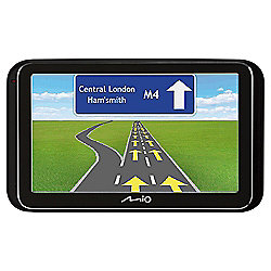 Mio Spirit 4900 Western Europe Sat Nav with Lifetime Map Updates