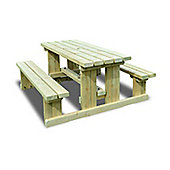 Tinwell Junior Picnic Bench - 3ft