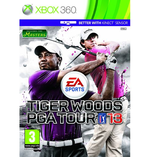Tiger Woods PGA Tour 13 (Xbox 360)