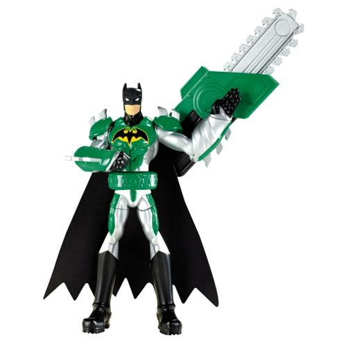 Batman Power Attack Fighting Sawblade Slash Action Figure