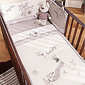Izziwotnot Time To Play Cot/Bed Quilt
