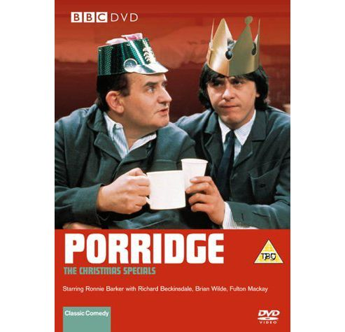Porridge - Christmas Specials (DVD Boxset)