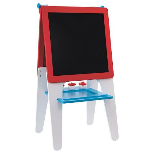 ELC Wooden Double Sided Easel - Blue