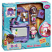 Doc McStuffins Mini Doc Station Playset