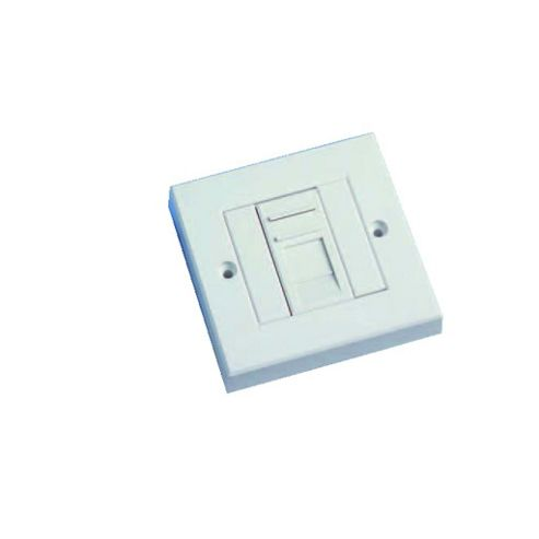 Ethernet Networking UTP RJ45 Modular Wall Outlet Socket