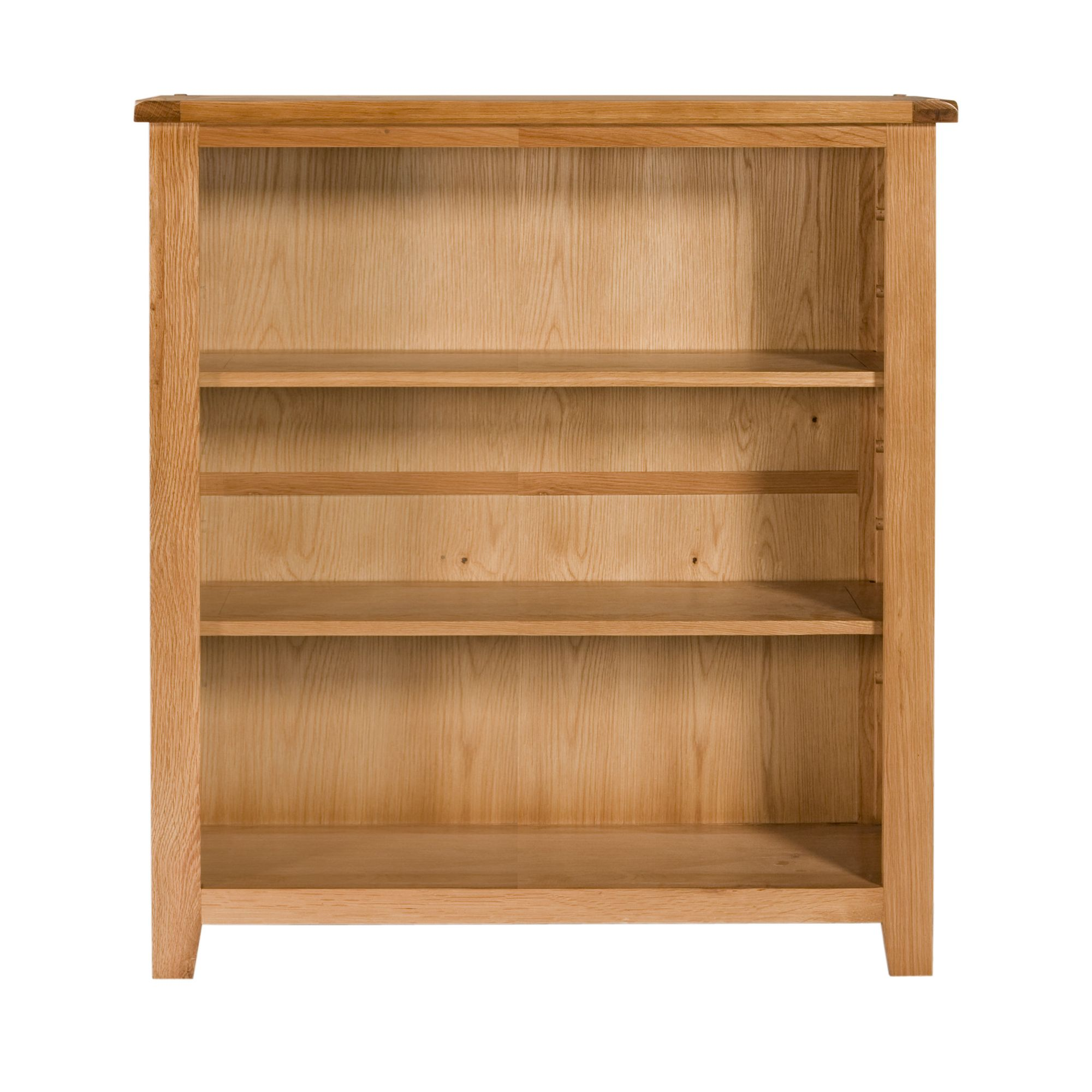 Elements Brunswick Dining Small Bookcase in Warm Lacquer at Tesco Direct