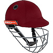 Gray Nicolls Atomic Cricket Helmet - Red
