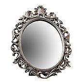 Gallery Napoli Mirror (Set of 4) - Silver