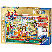 What If 12 - The Cake Off - 1000pc Puzzle