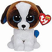 "Ty Beanie Boos - Duke the Dog 10"" BUDDY"