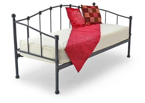 MetalBedsLtd Paris Bed Frame - Black