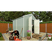 BillyOh 5000 8 x 8 Windowless Tongue & Groove Apex Shed