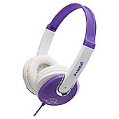 groov-e GV590VW Kids DJ Style Headphone - Violet