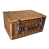 Wicker Valley 40cm Double Steamed Hamper