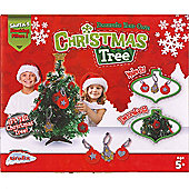 Santa's Stocking Fillers - Decorate Your Own Christmas Tree