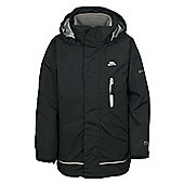 Trespass Boys Prime 3in1 Waterproof Jacket - Black
