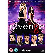 Revenge Season 4 (Final season) DVD