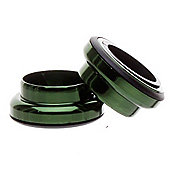 Eco Threadless Headset Bearings - Green