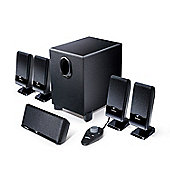 Edifier M1550 5.1 Mini Home Theatre Speaker System (Black)