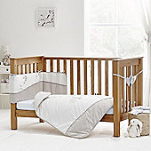 Clair de Lune Bedtime Story 2 piece Cot/Cot Bed Set