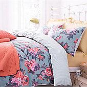 Ludllow Rose Print Housewife Pillowcase Pair