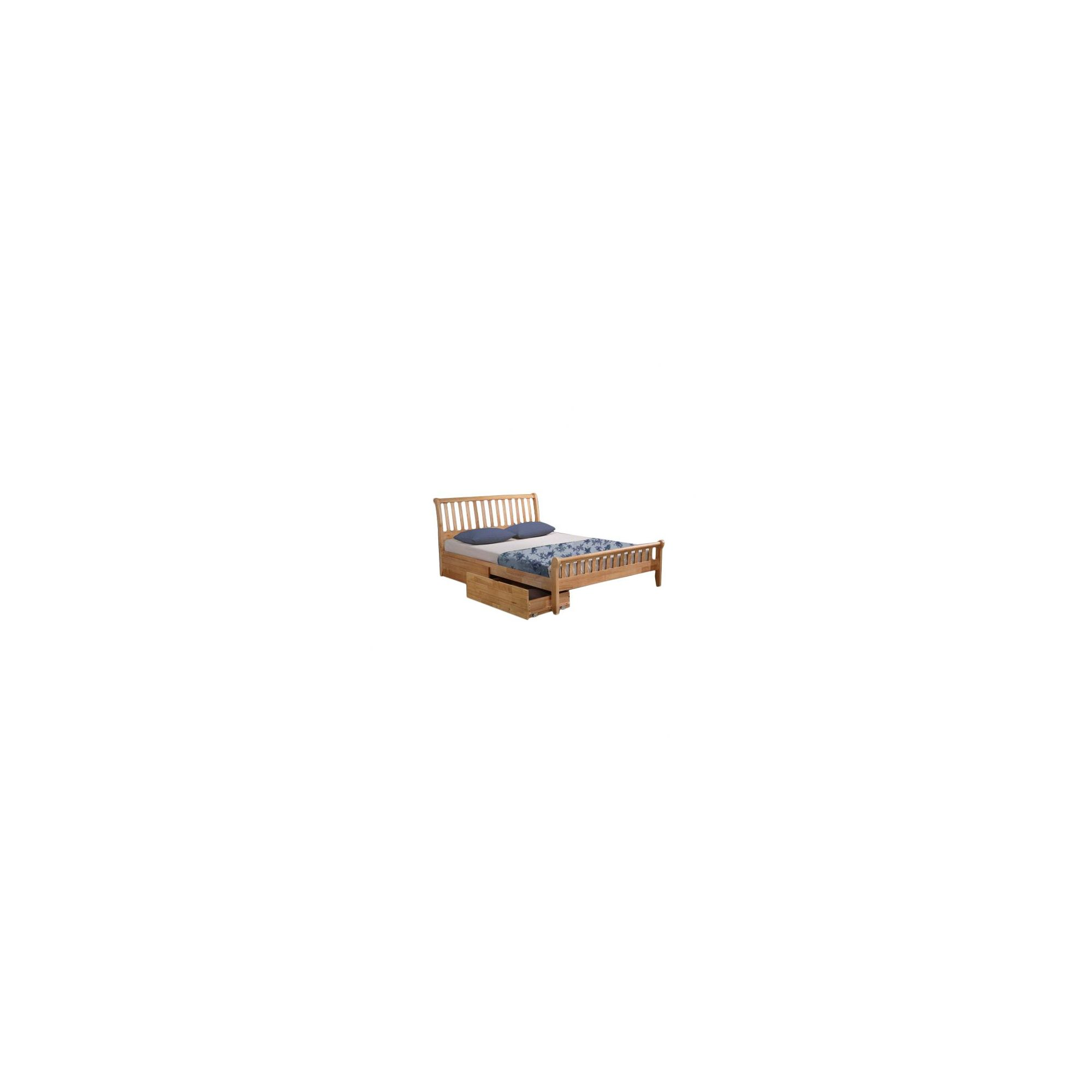 Flintshire Furniture Padeswood Bedstead - Single - With 2 Drawers at Tesco Direct