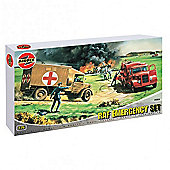 R.A.F. Emergency Set (A03304) 1:76