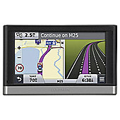 "Garmin nuvi 2567LM Sat Nav, 5"" LCD Touch Screen with Free Lifetime Map Updates across Western Europe"