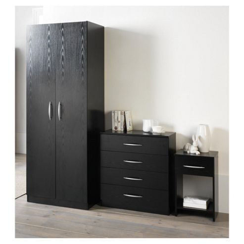 Ashton Bedroom Furniture Set, Ash