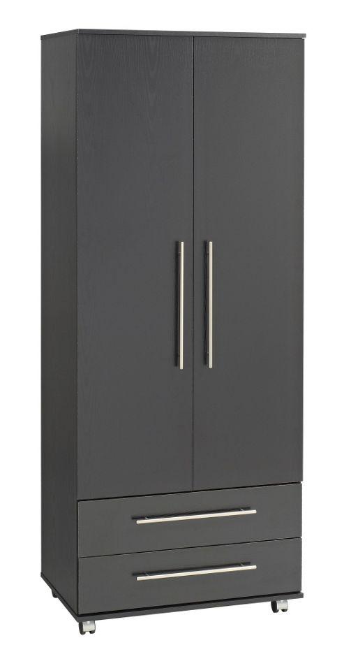 Ideal Furniture Bobby Combi Wardrobe - Oak