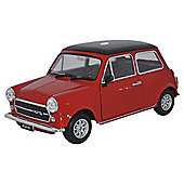 Mini Cooper 1:24 Scale Die-Cast Model