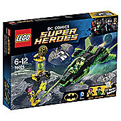 LEGO Super H Green Lant vs. S inestro 76025