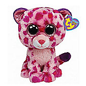 "TY Beanie Boo 6"" Plush - Pink Leopard Glamour"