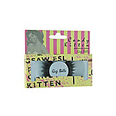 Candy Kitten Clip Strip 12 Lashes Styles Betty Ray Lola May & Gigi Belle