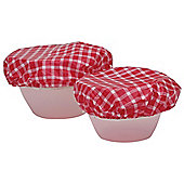 Kitchen Craft Plastic Food Covers