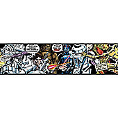 Star Wars Wallpaper Border - Cartoon Themed
