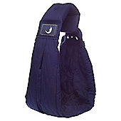 Babasling Cozy Baby Carrier Deep Blue