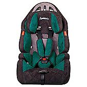 Kiddu CC Drive Car Seat Group 123, Racing Green