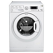 Hotpoint WMUD942P Washing Machine, 9Kg Wash Load, 1400 RPM Spin, A++ Energy Rating, White