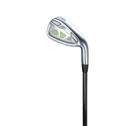 Young Gun Sgs V2 Junior Golf Club 7 Iron Right Hand Green Age 12-14