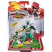 Power Rangers Dino Charge 12cm Figure - GREEN