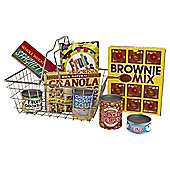 Melissa & Doug Shopping Basket Playset