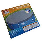 MySplash - 12ft Framed Pool Cover