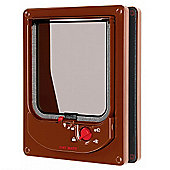 Cat Mate Electro Magnetic Cat Flap (254b)
