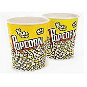 """Popcorn Cups 130 oz, Set of 2"""